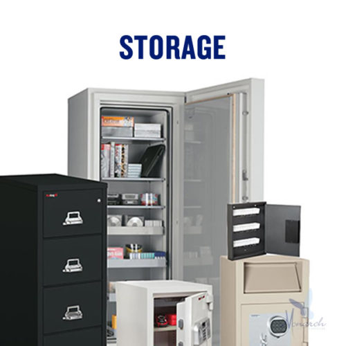 Used Office Storage