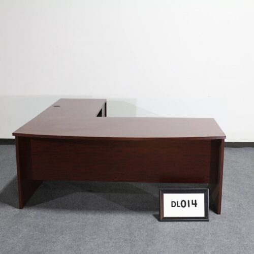 Picture of used L-shaped desk with right return for sale at Monarch Office Furniture