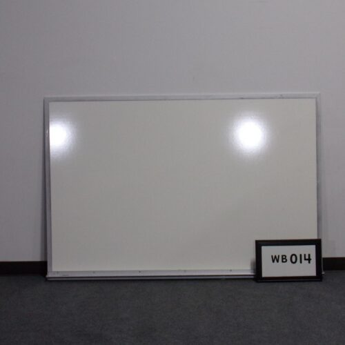Picture of used 6'x4' whiteboard for sale at Monarch Office Furniture