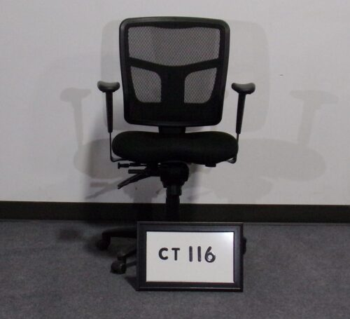 Picture of mesh back task chair for sale at Monarch Office Furniture