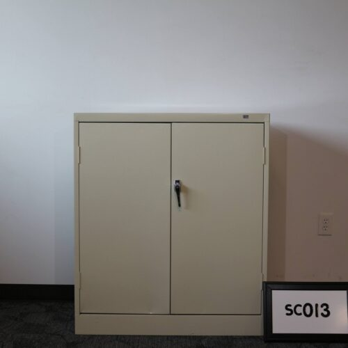 Picture of used Alera metal storage cabinet for sale at Monarch Office Furniture